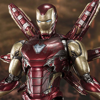 Iron Man Mark LXXXV (Final Battle Version) Collectible Figure