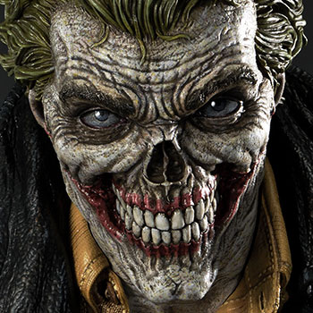 The Joker Deluxe Version (Concept Design by Lee Bermejo) Statue