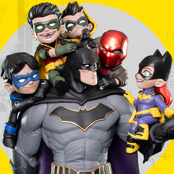 "Batman ""Family"" Q-Master Diorama"