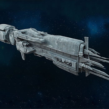 Aliens USS Sulaco Model