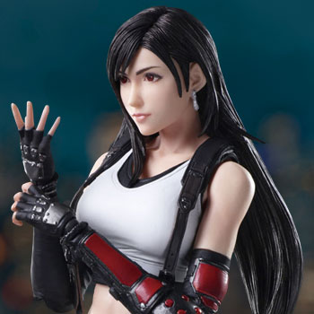 Tifa Lockhart Action Figure