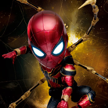Iron Spider (Deluxe Version) Action Figure