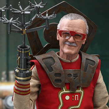 Stan Lee Sixth Scale Figure