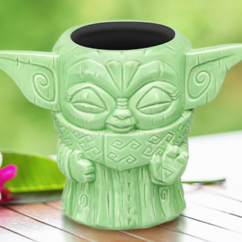 The Child (Force Pose) Tiki Mug