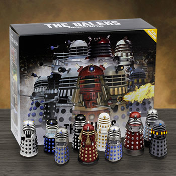 Dalek Parliament Part 2 Box Set