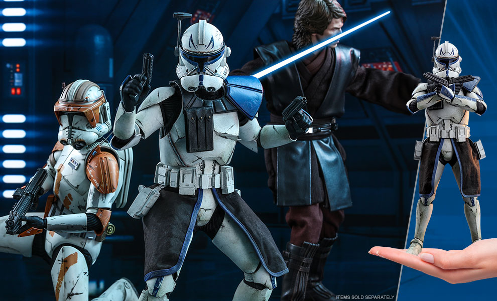 Captain Rex Sixth Scale Figure