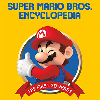 Super Mario Encyclopedia Limited Edition Book