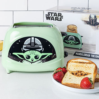 The Child Empire Toaster Kitchenware