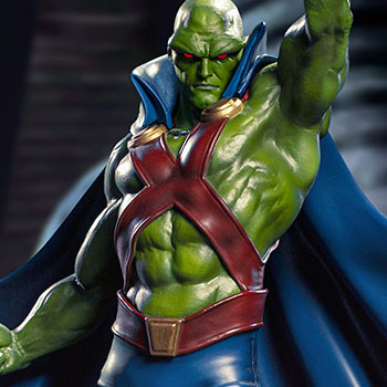 Martian Manhunter 1:10 Scale Statue