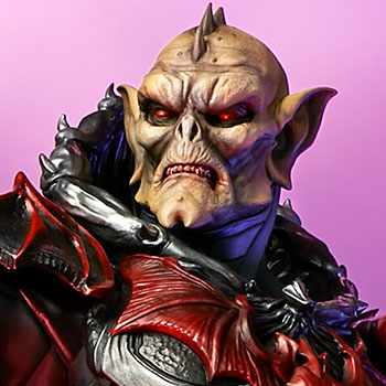 Hordak Legends Maquette
