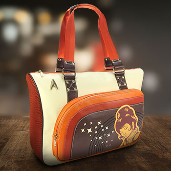Uhura Retro Space Tote Apparel