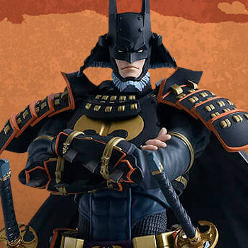 Batman Ninja: DX Sengoku Edition Figma Collectible Figure