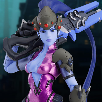 Widowmaker Figma Collectible Figure