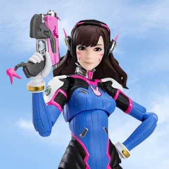 D.Va Figma Collectible Figure