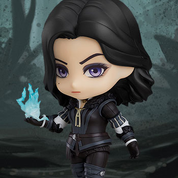 Yennefer Nendoroid Collectible Figure