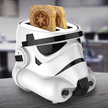 Stormtrooper Toaster Kitchenware