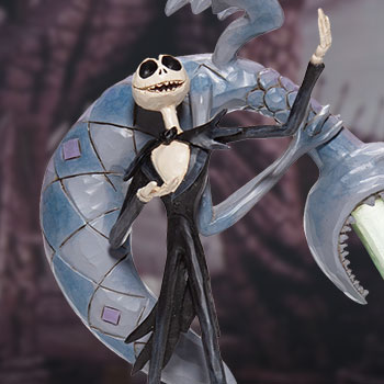 Jack Skellington Fountain Figurine