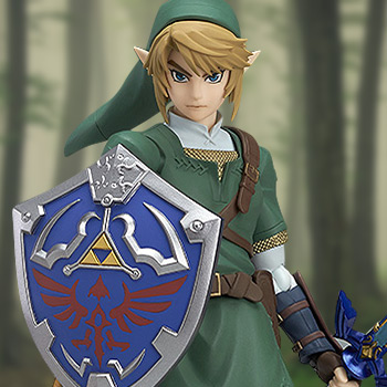 Link: Twilight Princess Version Figma Collectible Figure