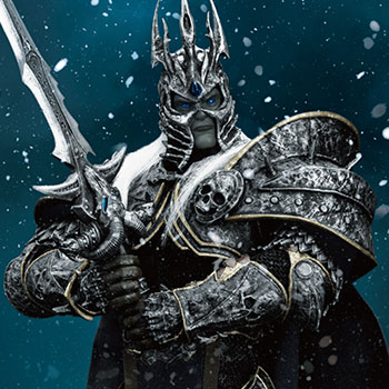 Wrath of the Lich King Arthas Menethil Action Figure