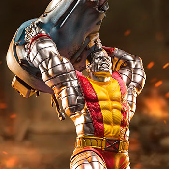 Colossus 1:10 Scale Statue