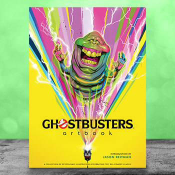 Ghostbusters: Artbook Book
