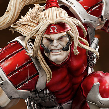 Omega Red Statue