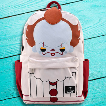 Pennywise Chibi Cosplay Backpack Apparel