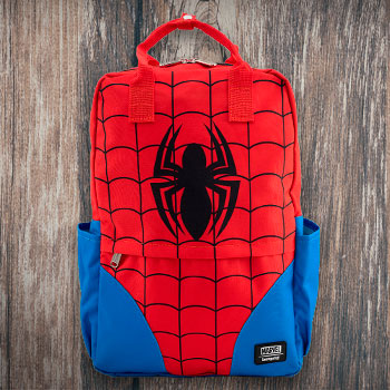 Spider-Man Cosplay Backpack Apparel