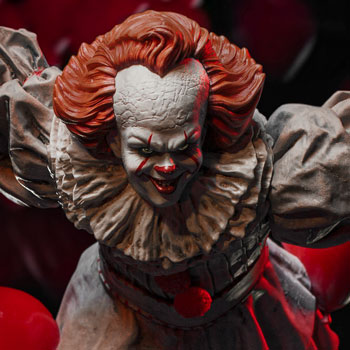 Pennywise Deluxe 1:10 Scale Statue