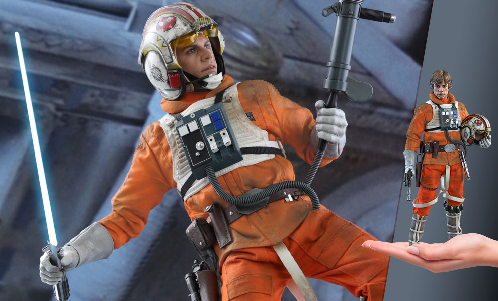 Luke Skywalker™  (Snowspeeder Pilot) Sixth Scale Figure