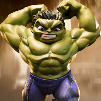 Hulk Mini Co. Collectible Figure