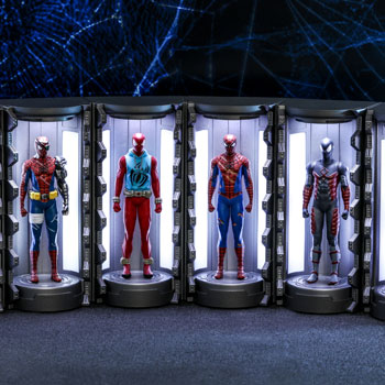 Spider-Man Armory Miniature (Series 2) Diorama