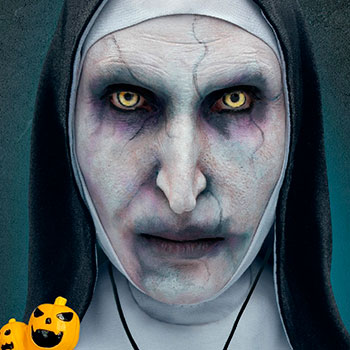 Valak (Closed Mouth Halloween Version) Statue
