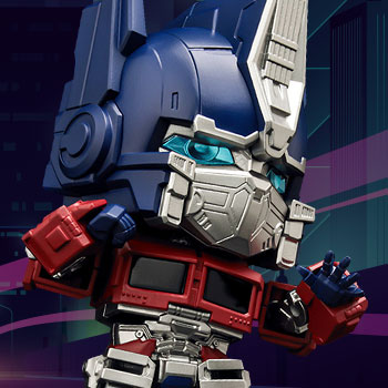Optimus Prime Nendoroid Collectible Figure