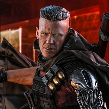 Cable Sixth Scale Figure
