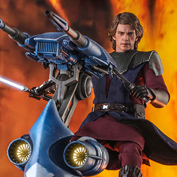 Anakin Skywalker and STAP Sixth Scale Figure Set