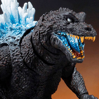 Godzilla (Heat Ray Version) Collectible Figure