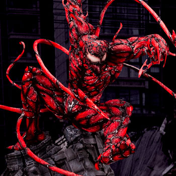 Maximum Carnage Statue