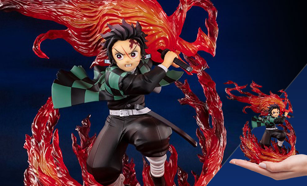 Kamado Tanjiro (Hinokami Kagura) Collectible Figure