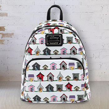 Disney Doghouses Mini Backpack Apparel