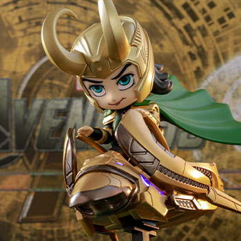 Loki Collectible Figure