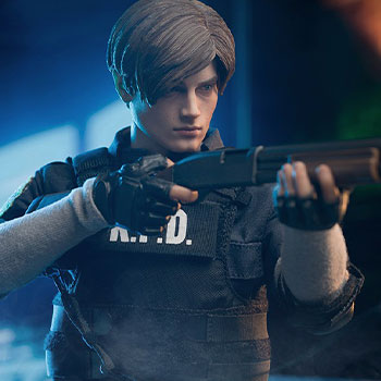Leon S. Kennedy Sixth Scale Figure
