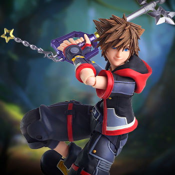 Sora Ver. 2 Action Figure