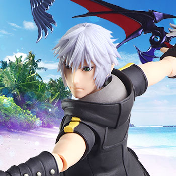 Riku Ver. 2 Action Figure