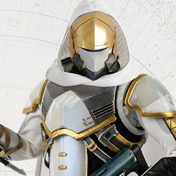 Hunter Sovereign (Calus's Selected Shader) Sixth Scale Figure