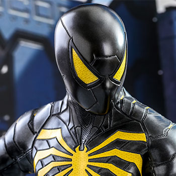 Spider-Man (Anti-Ock Suit) Sixth Scale Figure
