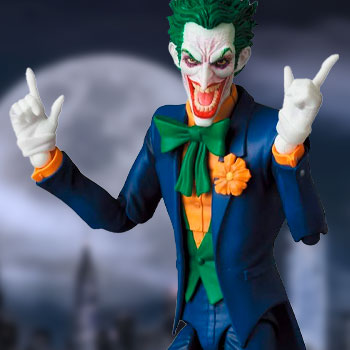 The Joker (Hush) Collectible Figure