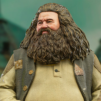 Hagrid Deluxe 1:10 Scale Statue