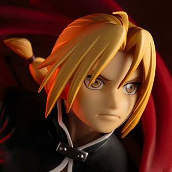 Edward Elric Statue