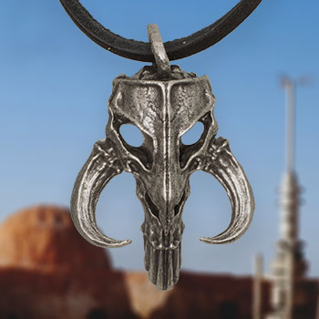 The Mandalorian Mythosaur Pendant Replica